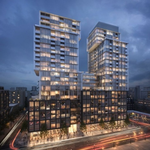 158 Front Condos New downtown Toronto condos for sale by