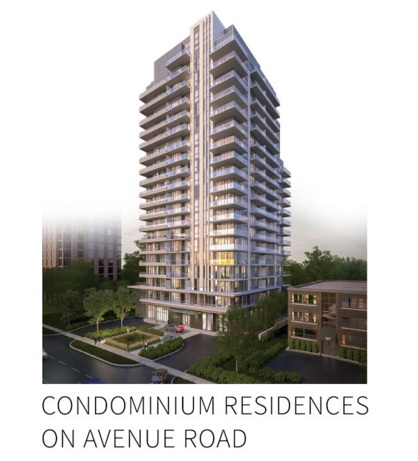 609 Avenue Rd Condominiums