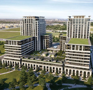 Eight Cedarland Condos in Markham