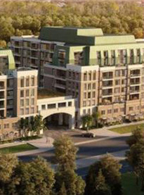 9th and Main Condos in Stouffville