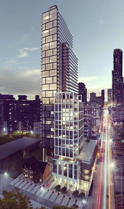 The Clover condos for sale in Toronto