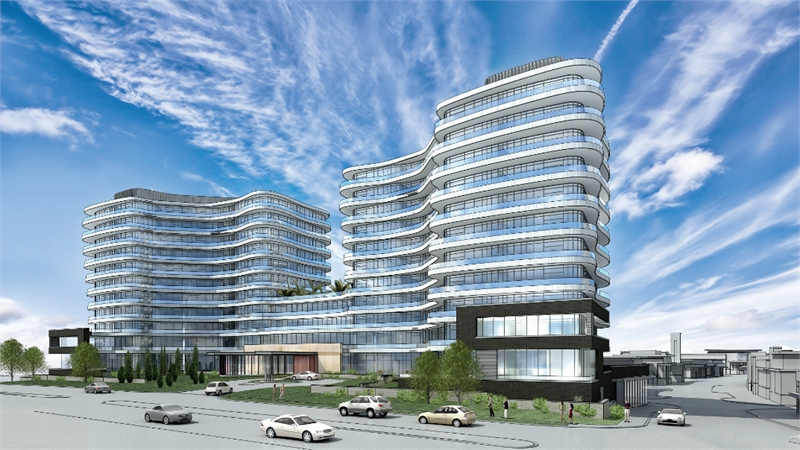 Flaire condos Don Mills