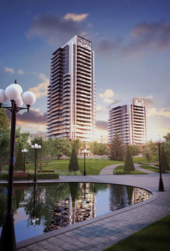 Saisons Condos in North York
