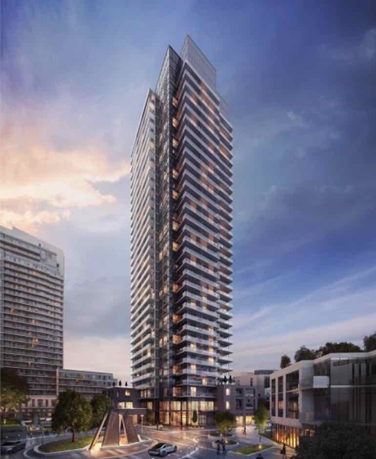 Rodeo Condos by the Shops at Don Mills