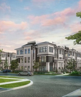 Trendi Towns for sale in Markham