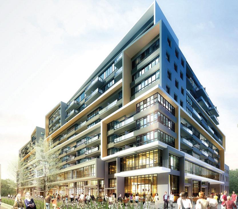 Central Park New York Condos: New Downtown Ajax Condos For
