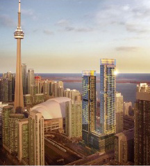 Concord House condos for sale in Toronto