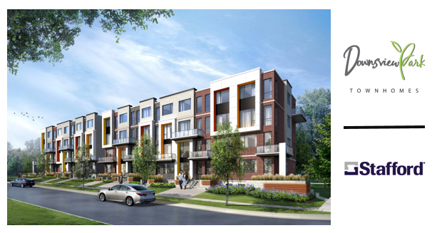 Downsview Park townhomes for sale in North York