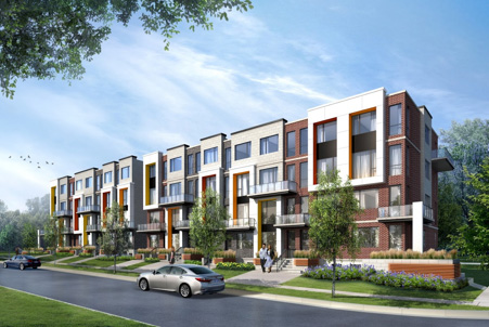 Downsview Park towns for sale in North York