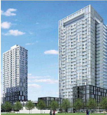Due East Condos for sale by Daniels