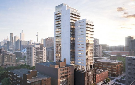 Eighty-One Wellesley Condos in Toronto
