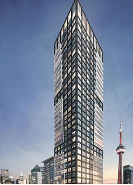 Empire Maverick Condos in Toronto