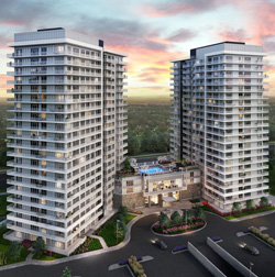 Erin Square Condos  in Mississauga