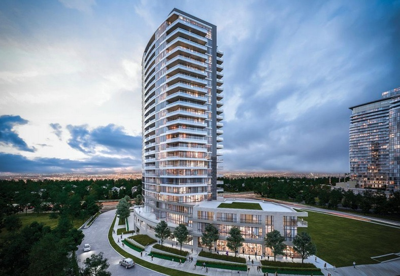 Fifth on the Park condos in North York