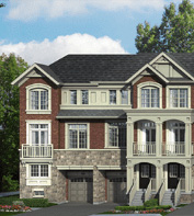 HillTopTownhomes in Ajax