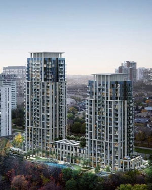 Keystone at Kaneff Condos Mississauga