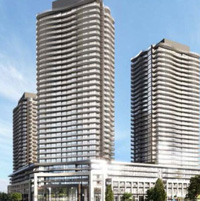 Kings Landing condos in North York