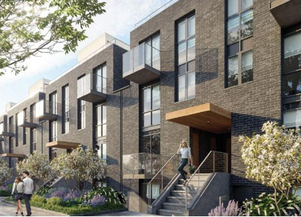 Kingsway by the River Towns for sale in Etobicoke