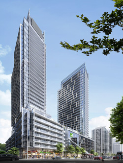M2M Condos at Yonge and Finch North York