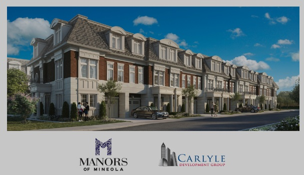 Manors of Mineola in Mississauga