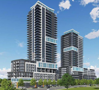 Markham Square condos for sale at Enterprise and Main