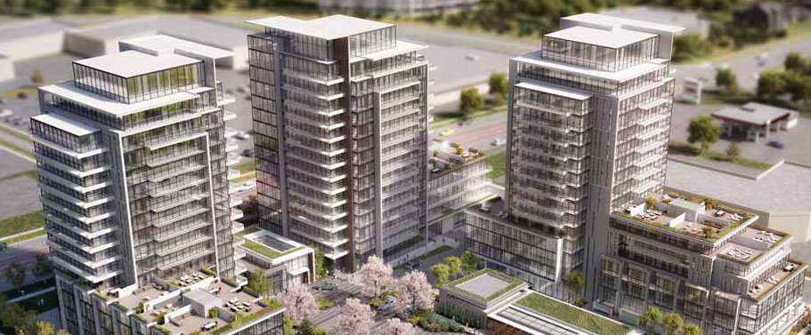 Grand Palace condos in Richmond Hill