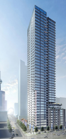Pinnacle Condos on Adelaide Toronto