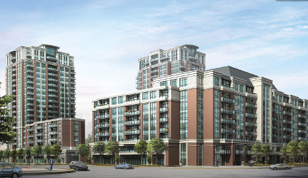 Uptown Condos Markham - Condo living in the Rouge Valley