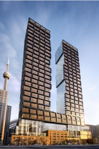 Nobu condos for sale in Toronto