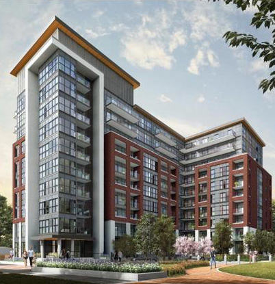 The Queensview condos for sale in Etobicoke