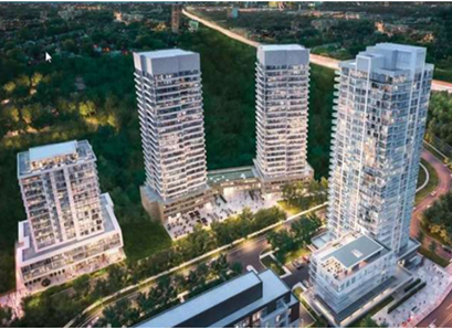 The Ravine Condos phase 2 for sale in North York