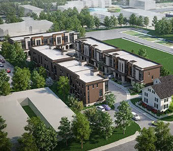 Towns at Langstaff House townhomes for sale in Richmond Hill