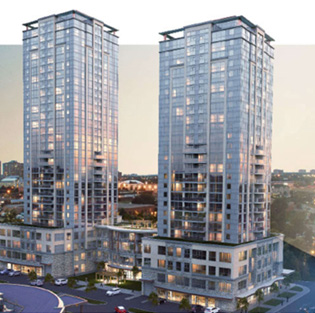 Trinity Ravine Towers adult-lifestyle  in Scarborough