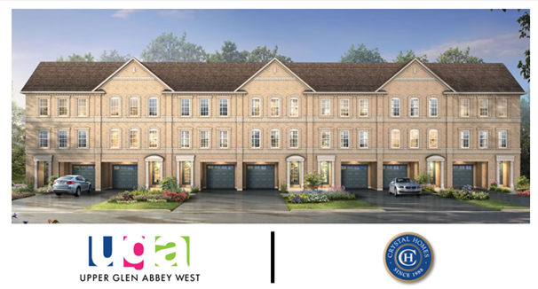 Upper Glen Abbey Towns for sale in Oakville