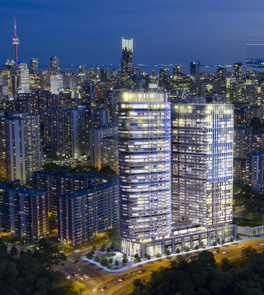Via Bloor Condos for sale in Toronto